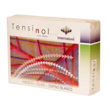 Tensinol Internature es un complemento alimenticio a base de Hibisco, Olivo y Espino Blanco.