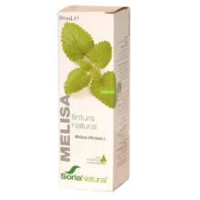 EXTRACTO MELISA SORIA NATURAL es un complemento alimentico que contribuye a la relajación.