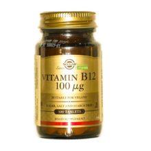 Vitamina B12 Solgar ayuda a tratar y aliviar los síntomas provocados por la anemia. Tiene efecto antioxidante y regenerador de las células colaborando en la absorción de la vitamina A y del hierro. Apto para veganos.