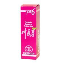 Yap6 Equisalud es un complemento alimenticio a base de extractos de plantas con acción purificante del pulmón. Calor.