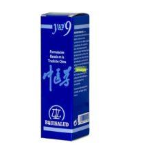 YAP 9 Equisalud es un complemento alimenticio a base de plantas formulado en base a la tradición china.