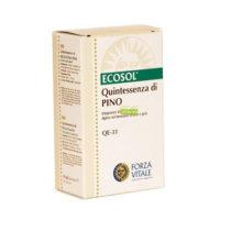 QUINTAESENCIA DE PINO ENANO FORZA VITALEQuintaesencia de pino enano Forza Vitale es un complemento alimenticio a base de aceites esenciales de pino.