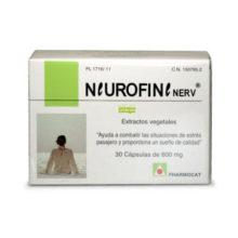 Neurofine es un complemento alimenticio a base de extracto de Valeriana y Melissa. La Valeriana y la Melissa contribuyen a nuestro descanso y relajación.