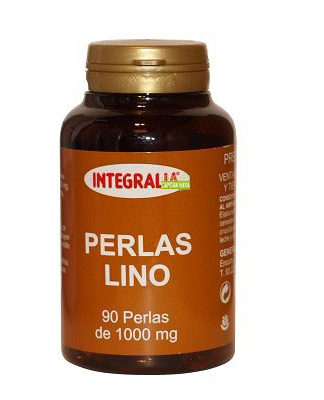 Perlas de Lino Integralia es un complemento alimentico a base de Lino que ayuda a mejorar el tránsito intestinal.
