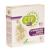 CTP Detoxor Soria Natural es un complemento alimenticio obtenido de la liofilización de hojas jóvenes de Lepidium latifolium que favorece la detoxificación celular y la purificación a nivel interno del organismo.