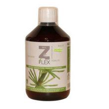 Z Flex es un complemento alimenticio que combina de forma sinérgica cola de caballo, reina de los prados y elixires florales.