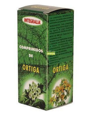 La Ortiga Integralia es un complemento alimenticio a base de Ortiga con propiedades diuréticas y depurativas.