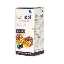 Larindol Mahen es un complemento alimenticio a base de própolis, grosellero negro (cassis) ,malva, erísimo, equinácea, tomillo y con Vitamina C y miel, contribuye al funcionamiento normal del sistema inmunitario.
