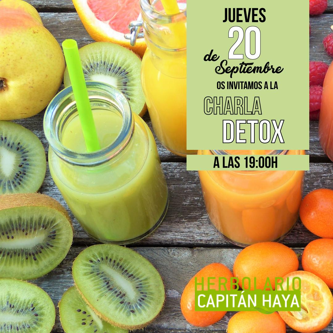 Detox Madrid
