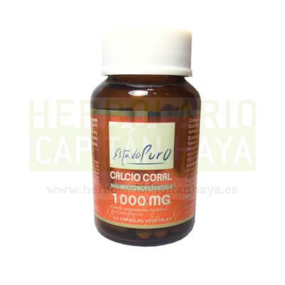 CALCIO CORAL ESTADO PURO TONGILes un complemento alimenticio a base de polvo de coral marino procedente de Okinawa, con un alto contenido en calcio.