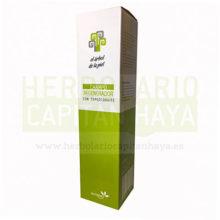 CHAMPU REGENERADOR CON TEPEZCOHUITEde pH neutro puede ser utilizado en todo tipo de cabellos, proporcionando elasticidad, brillo y volumen. No agrede el cuero cabelludo.
