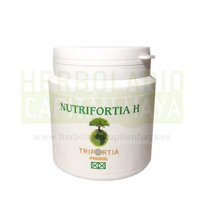 NUTRIFORTIA Hestá aconsejado para regular y activar las fases I y II de detoxicación hepática, disminuir los riesgos potenciales del estrés oxidativo y facilitar la eliminación de los metales pesados.