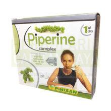 PIPERINE COMPLEXes un complemento alimenticio a base de pipería, malvavisco, vara de oro y cromo.