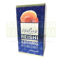 REISHI ESTADO PURO TONGILes un complemento alimenticio a base extracto seco concentrado 20: 1 de Ganoderma lucidum.