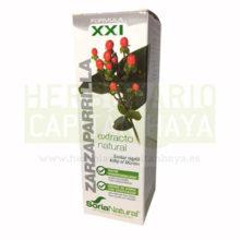 ZARZAPARRILLA SORIA NATURALes un complemento alimenticio que actúa como depurador de las vías urinarias y favorecer la eliminación de ácido úrico.