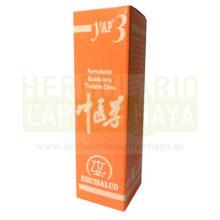 YAP 3 EQUISALUDes un complemento alimenticio a base de plantas. Formulación basada en la tradición china.