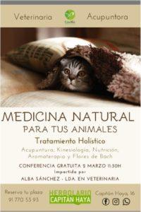 MEDICINA NATURAL PARA TUS ANIMALES | 02/03/19 | 11:30