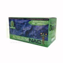 Ausilium NAC de Deakos es un complemento alimenticio sutil en cistitis recurrente por biofilm patógeno al igual que en afección prostática y uretritis.