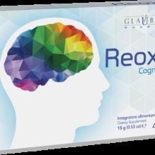 Reoxi cognitivo Glauber Pharma es un complemento alimenticio de Ginkgo biloba útil para promover las funciones cognitivas y la memoria.Reoxi cognitivo Glauber Pharma es un complemento alimenticio de Ginkgo biloba útil para promover las funciones cognitivas y la memoria.