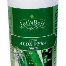 Aloe Vera 100% Jellybell es un complemento alimenticio con propiedades digestivas, depurativas y laxantes.