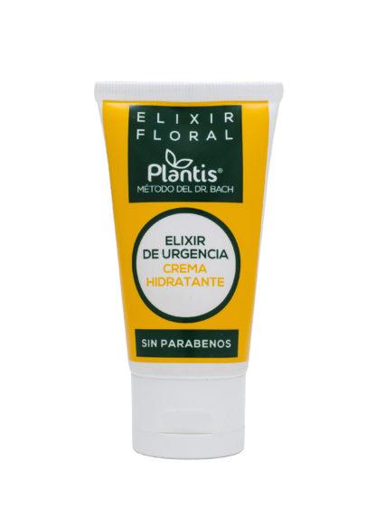 Crema elixir de urgencia Plantis es una crema hidratante que combina varias plantas del remedio de Bach.