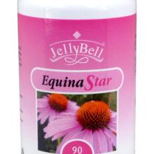 Equinastar Jellybell es un complemento alimenticio que favorece la respuesta del sistema inmune frente a las afecciones invernales.