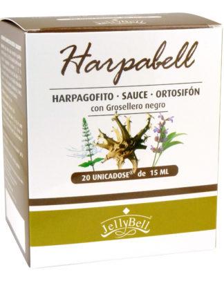 Harpabell Jellybell es un complemento alimenticio que ayuda a aliviar dolores articulares y musculares, por sus propiedades antiinflamatorias.