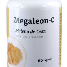 Megaleon-C Jellybell es un complemento alimenticioque ayuda a combatir problemas estomacales. También destacan sus propiedades inmunoestimulantes, antitumorales, hipoglucemiantes, antiparasitarias, antivirales y antimicrobianas.
