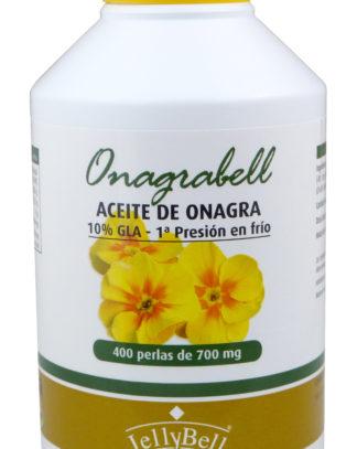 Onagrabell Jellybell es un complemento alimenticio a base de Aceite de Onagra 10%GLA de primera presión en frío.