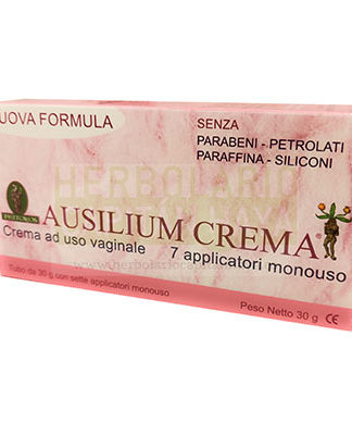 Ausilium crema vaginal Deakos es una crema de uso vaginal útil en casos de sequedad, picor, ardor,cistitis post-coital.