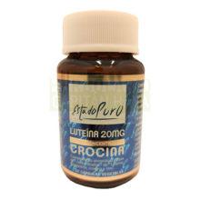 Luteina 20mg Crocina Estado Puro Tongil es un complemento alimenticio que ayuda a mejorar la salud visual. Evita el cansancio de los ojos y la hipertensión ocular.