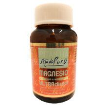 Magnesio Ultradirect Estado Puro Tongil es un complemento alimenticio que contiene una doble fuente de magnesio: UltraMag® Marine y Bliglicinato de Magnesio. Apto para veganos.