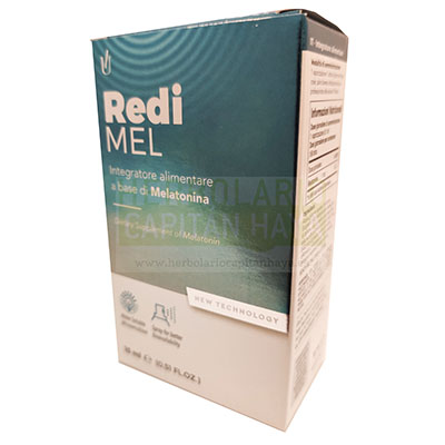 Redi Mel spray Glauber Pharma es un complemento alimenticio que ayuda a aliviar trastornos de jet lag y contribuye a la regulación de ciclo de sueño-vigilia.